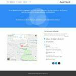 Small church website
